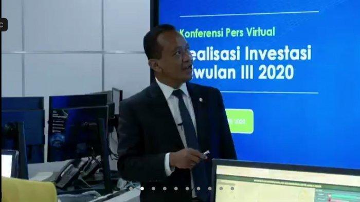 Kabar Lutfi Digeser ke Kementerian Investasi, Ekonom : Bahlil Masih Orang yang Tepat