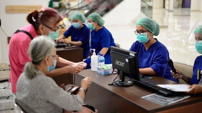 Dukung Penanganan Pandemi, Aqua Hadir di 39 Sentra Vaksinasi Covid-19